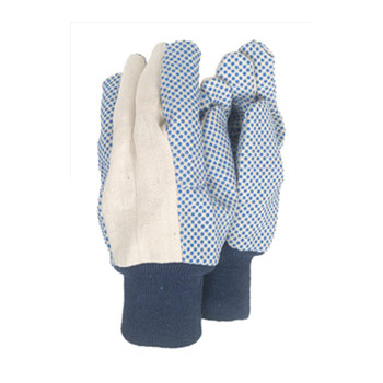 Town & Country Cotton Canvas Work Glove Size 9-10 - TGL404