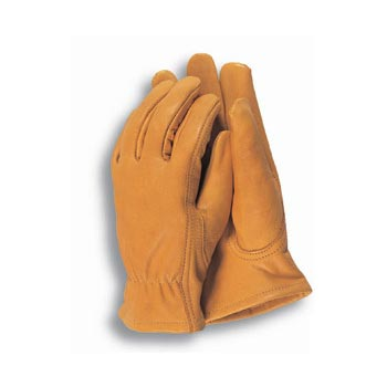 Town & Country Premium Leather Work Gloves Size 8-9 TGL408M