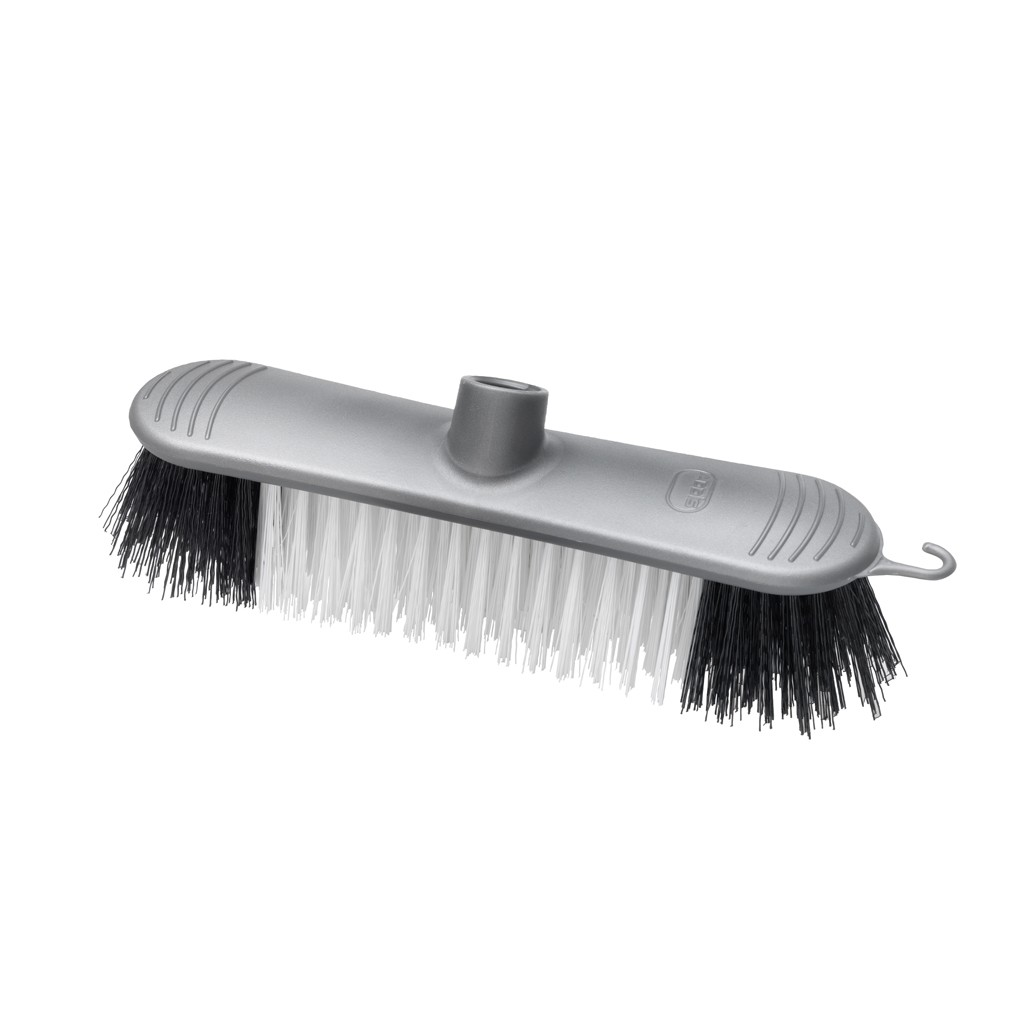 Addis Stiff Broom Head 38cm - Silver