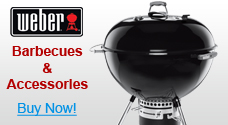 Weber Barbecue Stockist