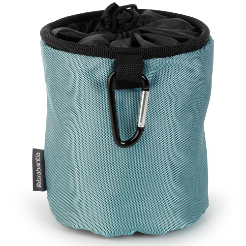 Brabantia Premium Clothes Peg Bag in Mint, Blue or Black