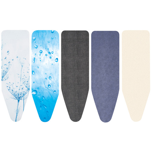 Brabantia Ironing Board Cover, Size E, Choice of Pattern