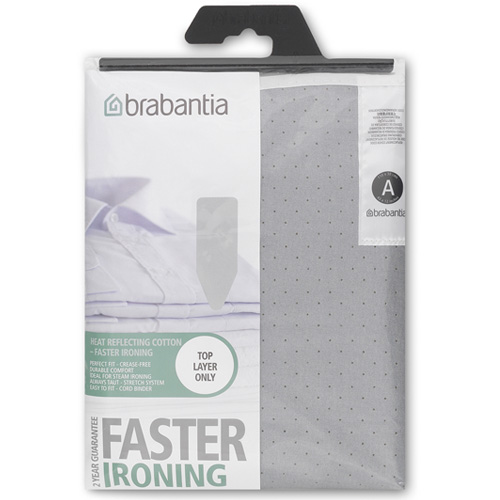 Brabantia Ironing Board Cover, Size A, Heat Reflecting