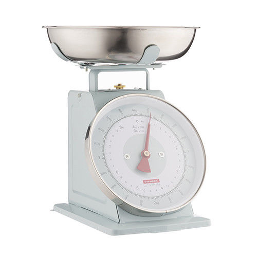 Typhoon Living Kitchen Scales 4kg Blue