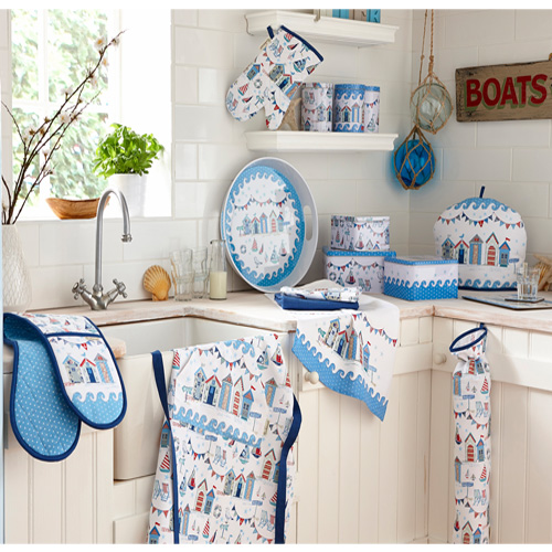 Oven Gloves, Aprons and Tea Towels