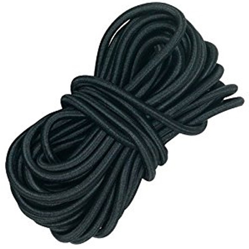 Lafuma 8M Elastic Cord For Recliners and Sunbeds - Black (LFM2405)
