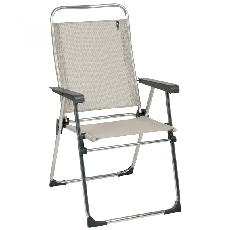 Lafuma Alu Victoria Camping Chair, Seigle (LFM1961) 1 only Ex Display