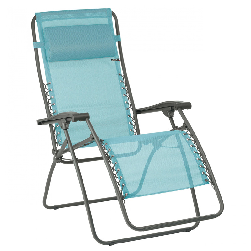 Lafuma RSXA Recliner Garden Chair, Lac (LFM2034) Ex Display