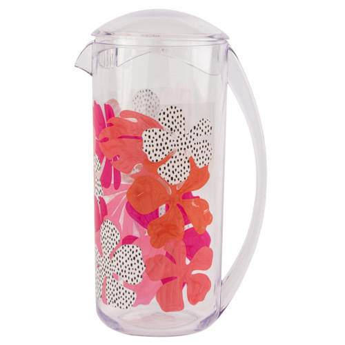Navigate Summerhouse Polycarbonate Drinks Pitcher - Tribal Fusion