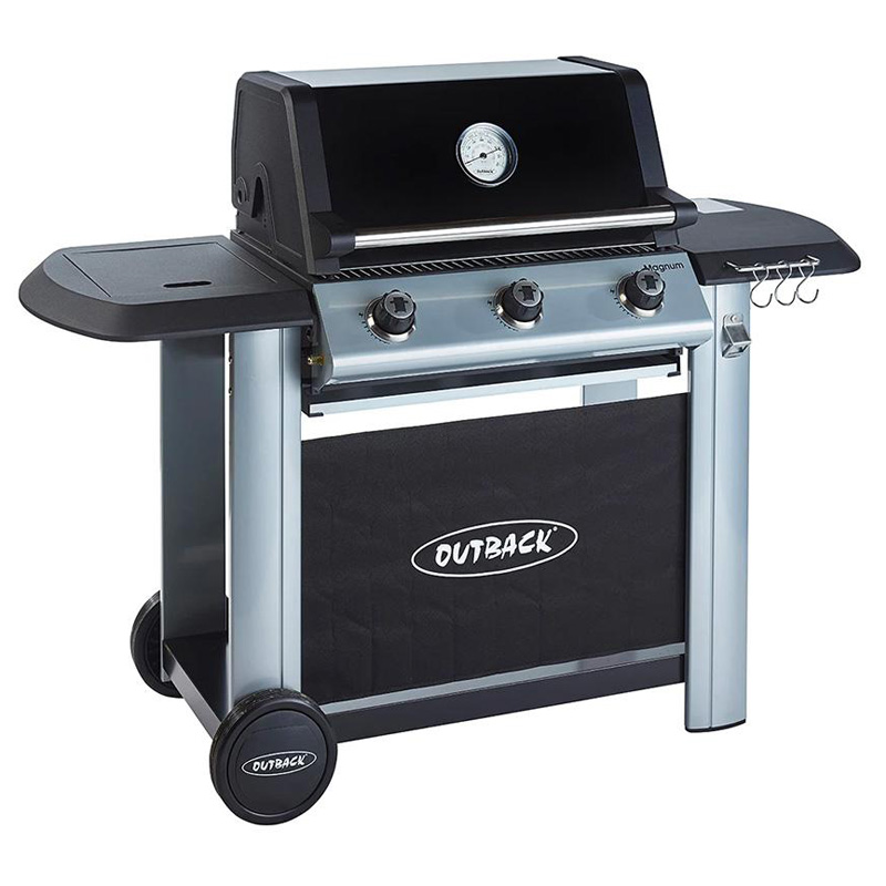 Outback Magnum 3 Burner Hybrid Barbecue (OUT370763)