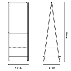 Linn Rack Small Size guide