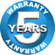 Brabantia 5 Year Guarantee