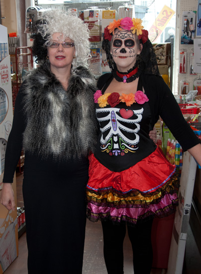 Halloween 2017 - Housewares Department