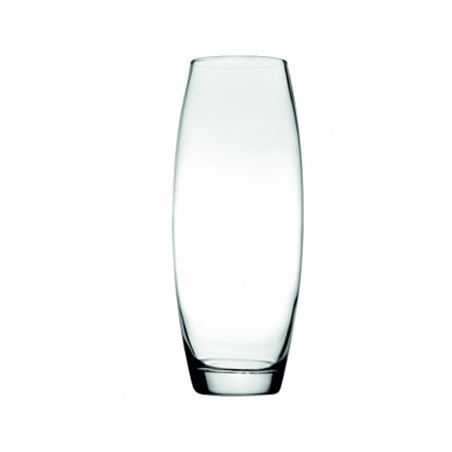 Pasabahce Botanical Clear Glass Vase - 26cm