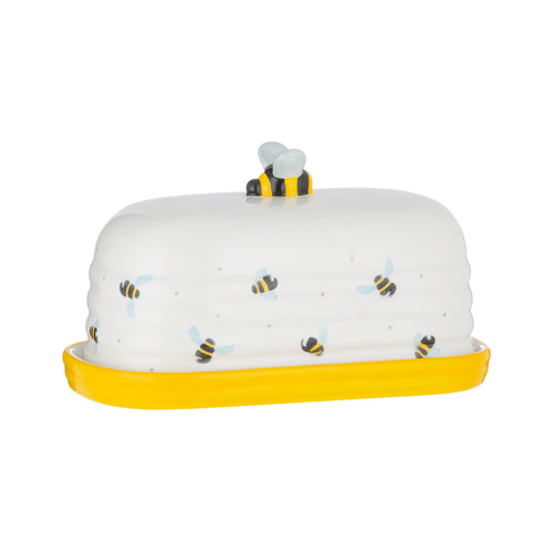 Price and Kensington Butter Dish - Sweet Bee