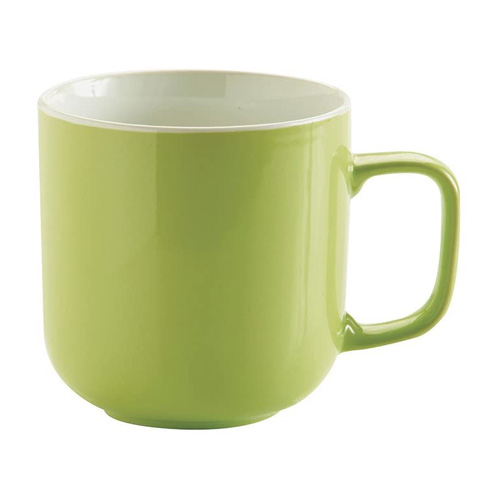 Price and Kensington Brights Mug - 14oz Lime Green