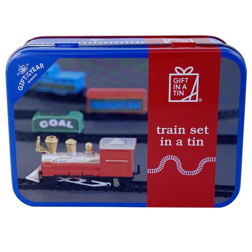 Gift in a Tin - Train Set In A Tin