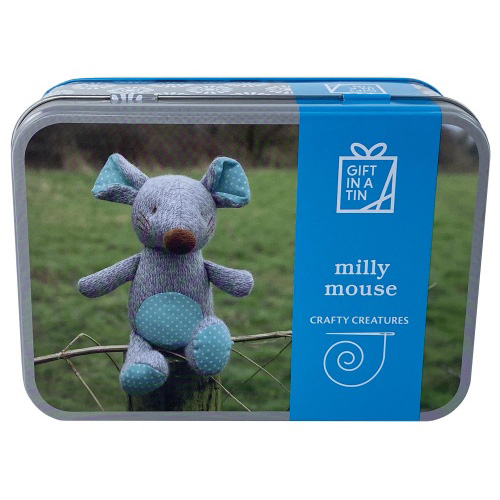 Apples to Pears Gift In A Tin - Milly Mouse