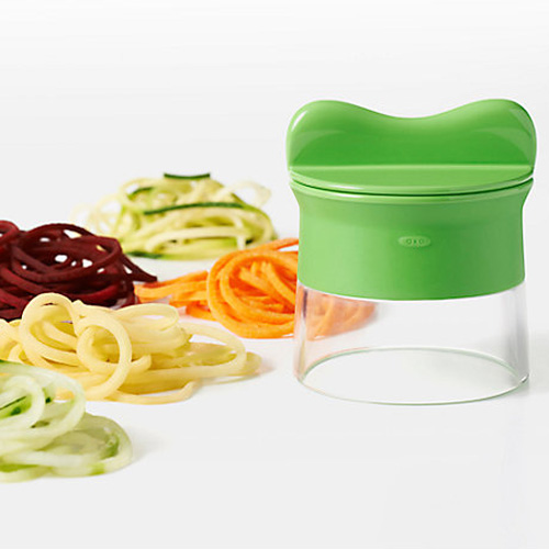 Good Grips Spiralizer - Hand Held Spiral Cutter