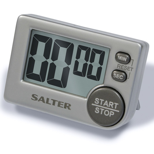 Salter Big Button Electronic Timer (397)