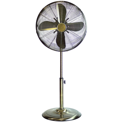 Status 16 inch Stand Fan, Antique Pedestal Fan