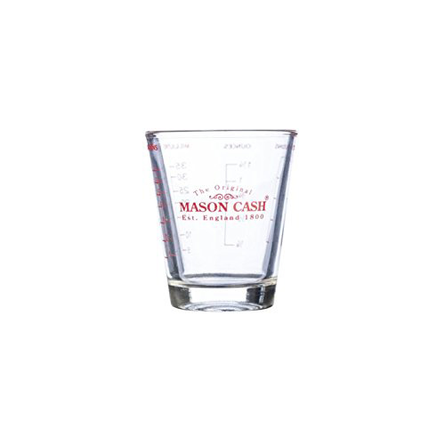 Mason Cash Glass Mini Measure up to 35ml