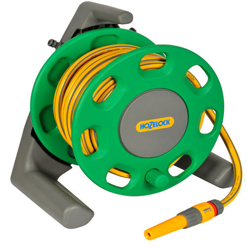 Hozelock 25M Hose Reel with 25M Hose (2412)