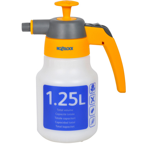 Hozelock Mist Pressure Sprayer 1.25L Sprayer