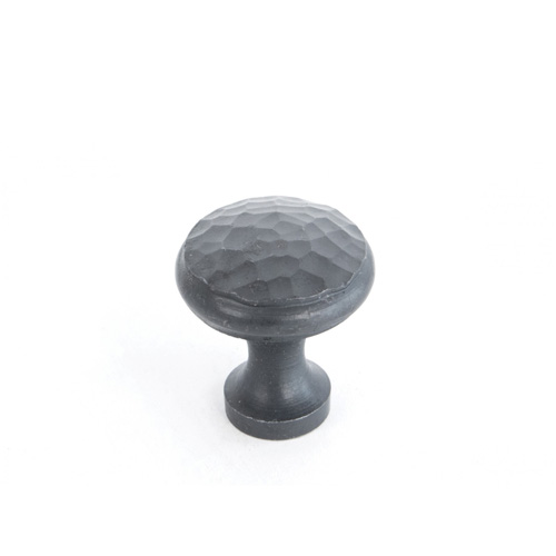 Anvil Beaten Beeswax Knob Medium - 33197