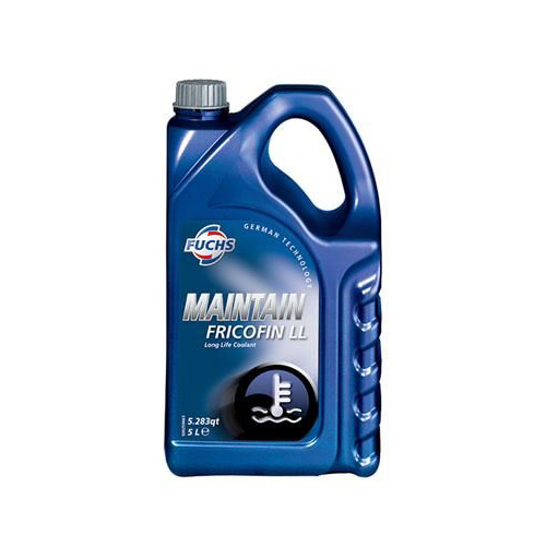 Fuchs Maintain Fricofin LL Anti Freeze 5 Litre