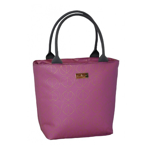 Beau and Elliot Insulated Lunch Bag - Lunch Tote - Champagne Orchid