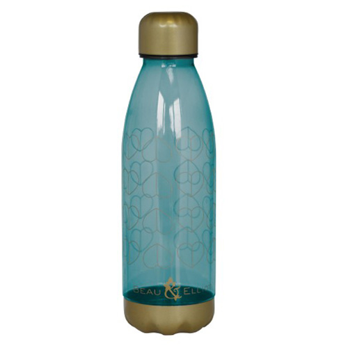 Beau and Elliot Drinks Bottle - Champagne Teal 700ml