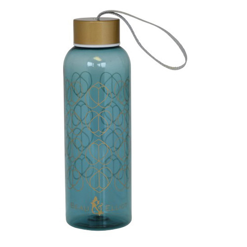 Beau and Elliot Drinks Bottle - Champagne Teal 500ml