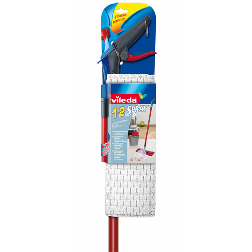 Vileda 1 2 Spray Floor Mop