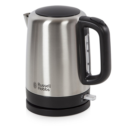 Russell Hobbs Canterbury Kettle - Brushed Stainless Steel - 20610