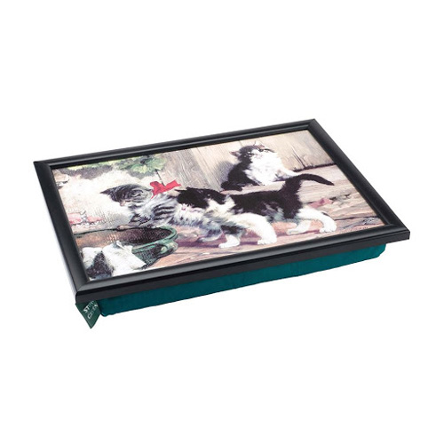 Stow Green Lap Tray - Kittens