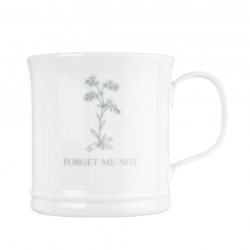 Mary Berry English Garden Collection Forget-Me-Not Mug Boxed