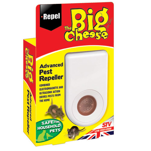 STV Big Cheese Advanced Rat and Mouse Pest Repeller (STV789)