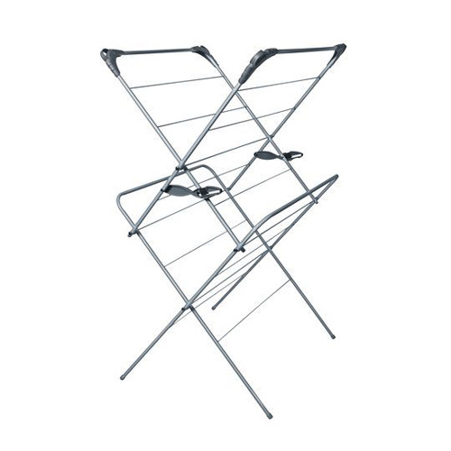 Addis Indoor Airer - 2 Tier Concertina