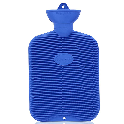 Coronation Hot Water Bottle Single Rib - Assorted Colours