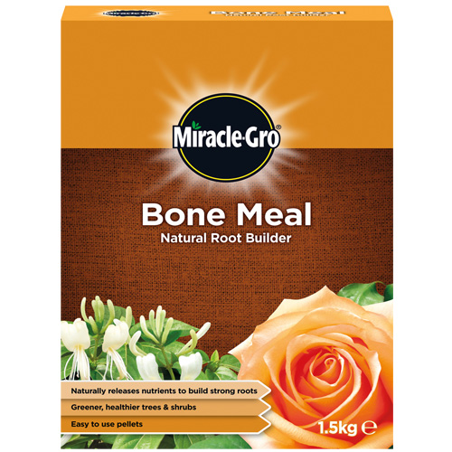 Miracle Gro Bone Meal Tree Rose and Shrub Food 1.5kg Minimum qty of 3