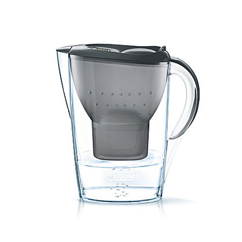 Brita Marella Water Filter Jug 2.4L plus 3 Filters - Graphite