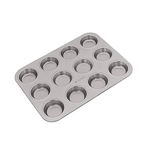 Judge Non Stick 12 Cup Bun Tin