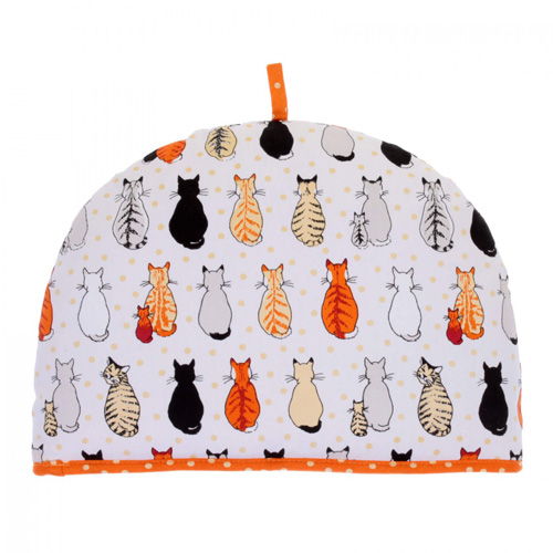 Ulster Weavers Tea Cosy - Cats In Waiting