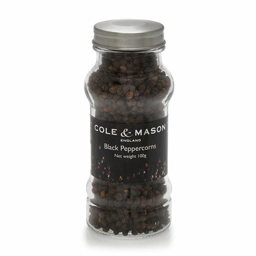 Cole and Mason 200g Black Pepper Refill