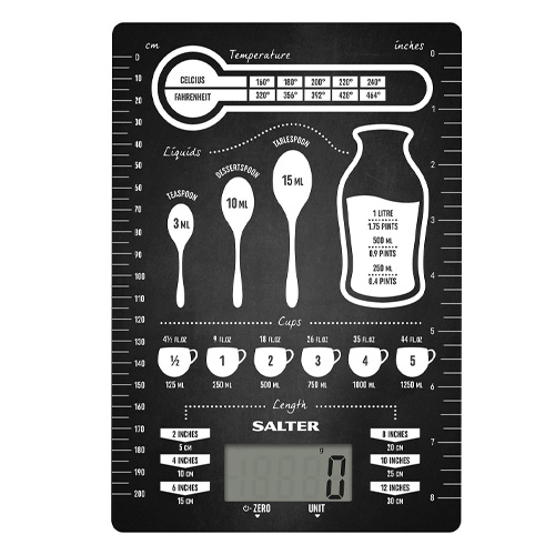 Salter Conversion Electronic Kitchen Scales (1171)