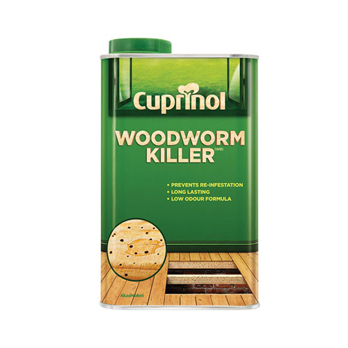 Cuprinol Woodworm Killer 1 litre