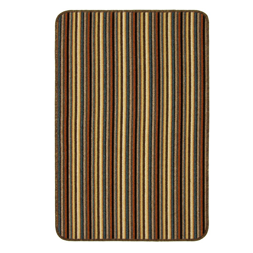 Dandy Machine Washable Doormat 100 x 67 - Brown