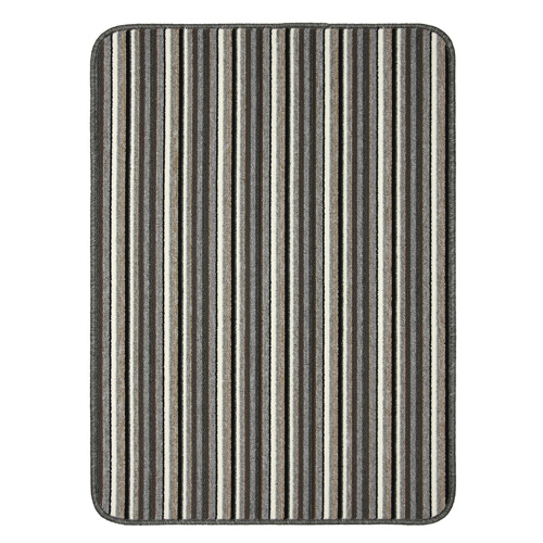 Dandy Machine Washable Doormat 80 x 50 - Chocolate
