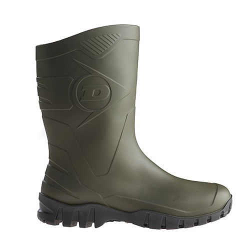 Dunlop Dee Calf Wellington Boot Adult Size 10 / 44